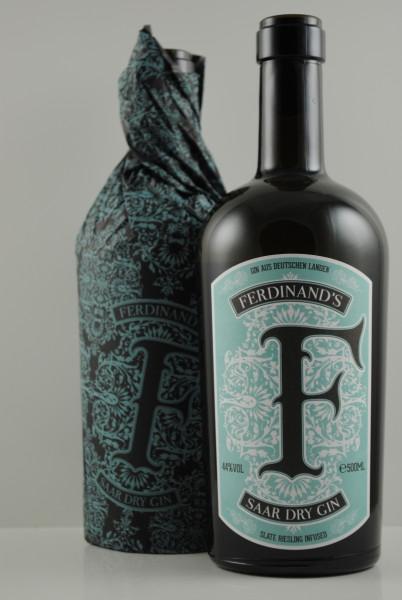Ferdinand`s Saar Dry Gin, Zilliken & Vallendar